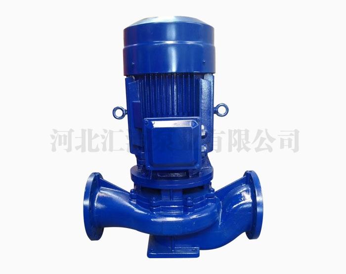 ISG200-315管道泵