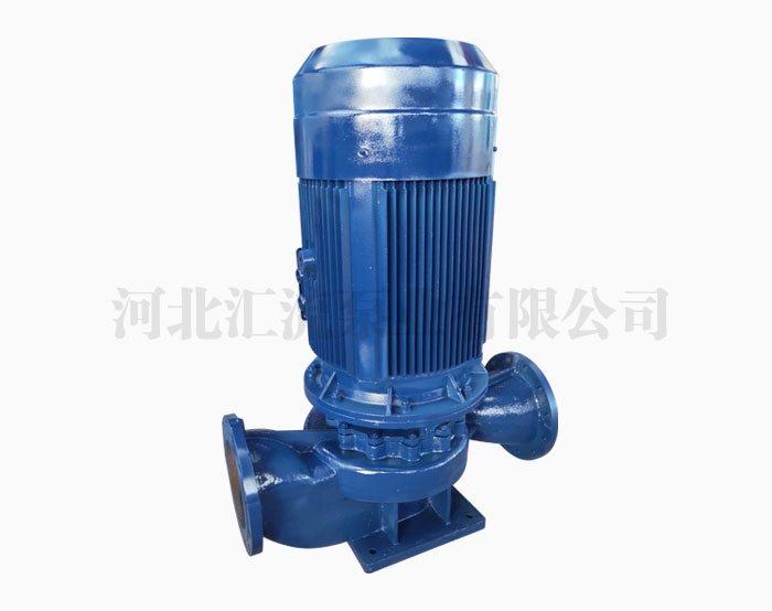 ISG300-400管道泵