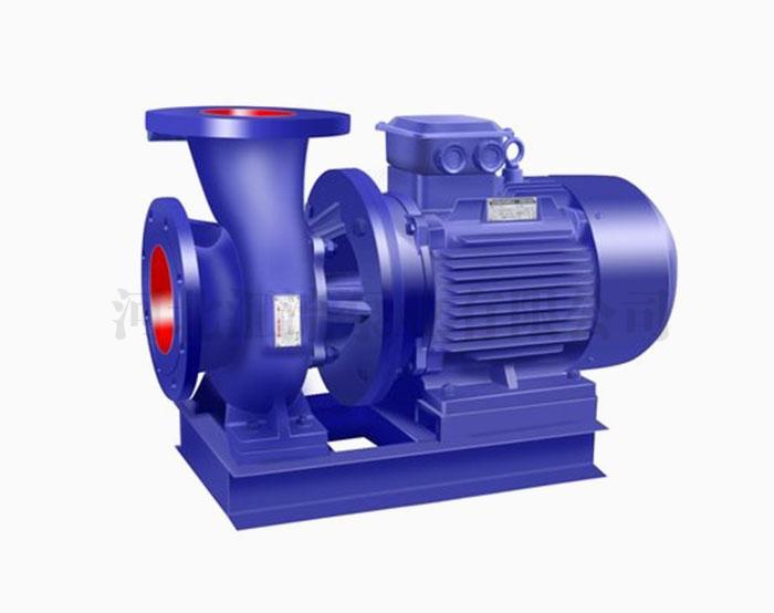ISW100-160直联离心式清水泵