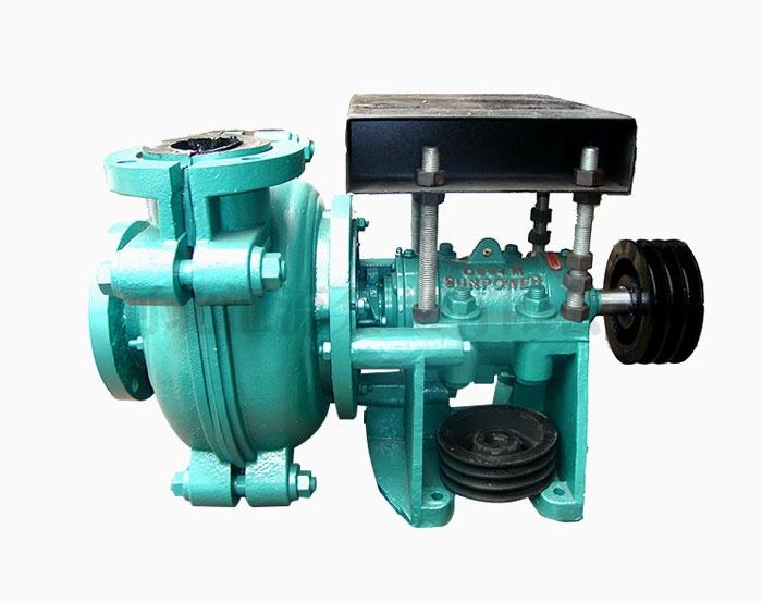 AH渣浆泵的常见故障及解决方法
