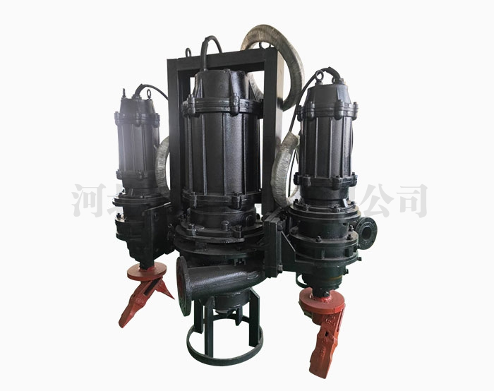 潜水渣浆泵应如何避免堵塞