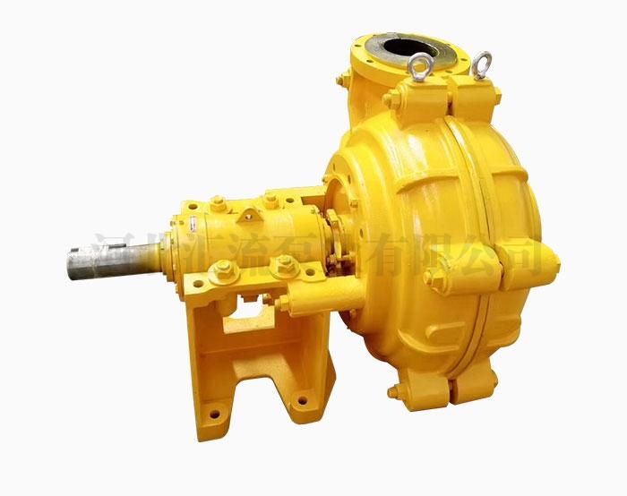 AH渣浆泵的安装问题