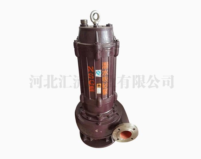 潜水渣浆泵不吸水有哪些原因