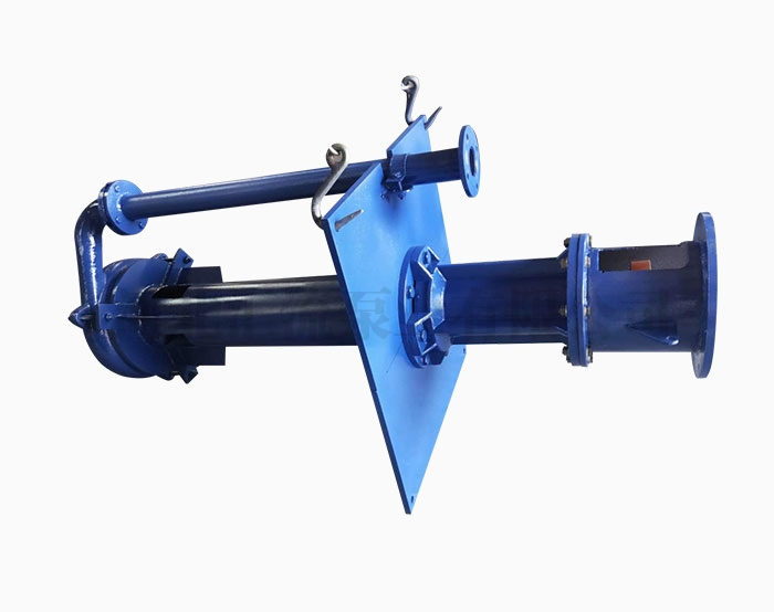 液下渣浆泵拆检维修时托架装配的注意事项