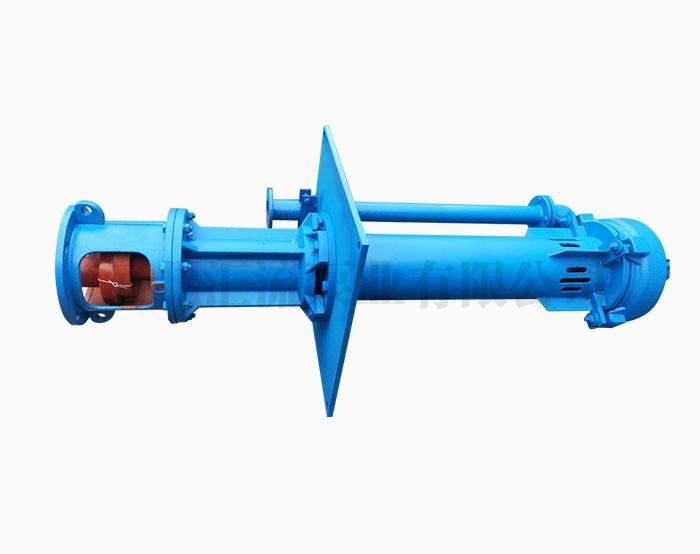 液下渣浆泵空转的原因及危害