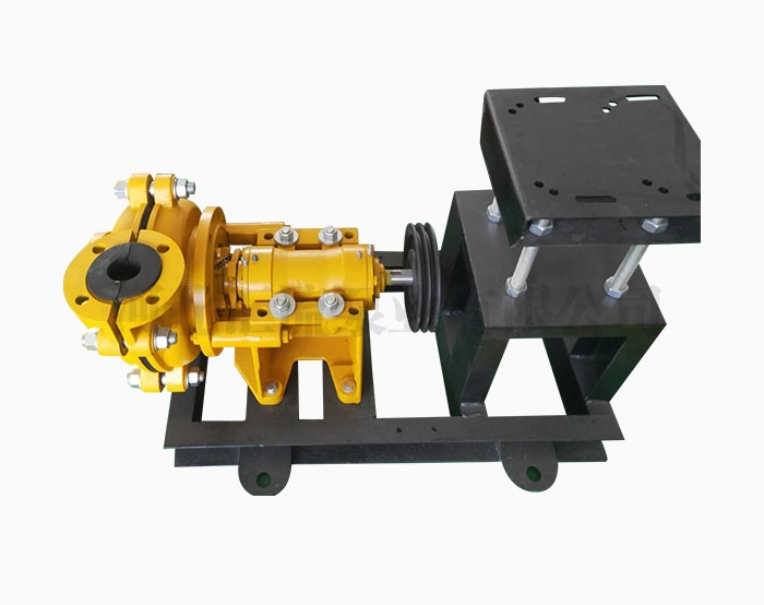 AH渣浆泵在生产中的应用