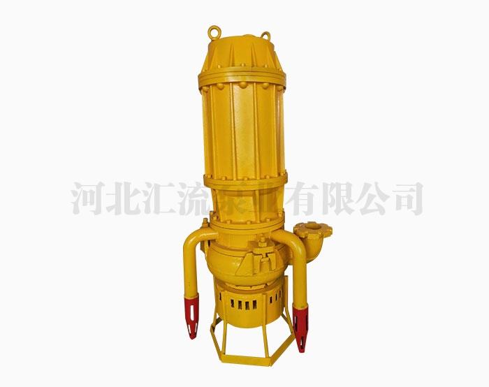 调节潜水渣浆泵的叶轮可以提高运转效率